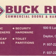 Buck Run Commercial Doors and Hardware