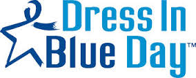 Dress in Blue Day