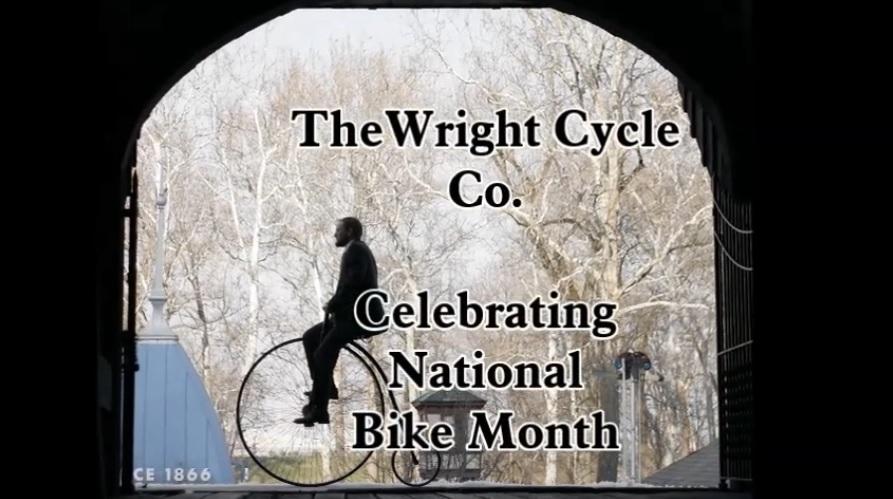 Natl Bike Month Video