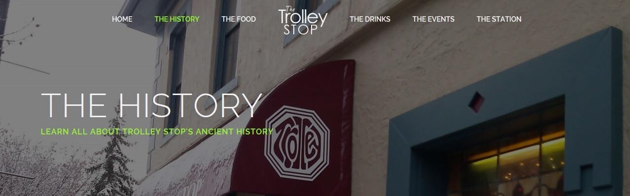 Trolley Stop 2