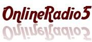 online radio5 Logo